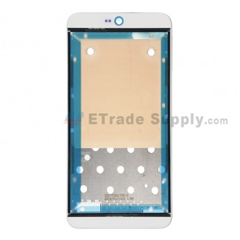 For HTC Desire 826 Front Housing Replacement - White - Grade S+
