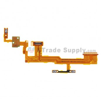 For HTC One E8 Power Button Flex Cable Ribbon Replacement - Grade S+