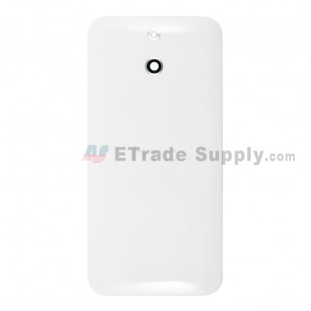 For HTC One E8 Rear Housing Replacement - White - Grade S+
