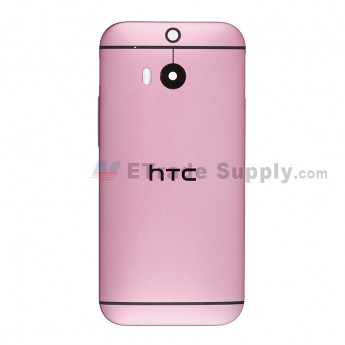 For HTC One M8 Rear Housing Replacement (PiNokia) - Without Words - Grade S+
