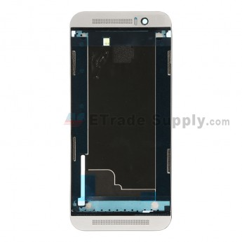 For HTC One M9 Front Housing Replacement - Gold - Grade S+