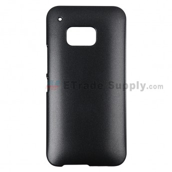 For HTC One M9 Protective Case - Black - Grade R