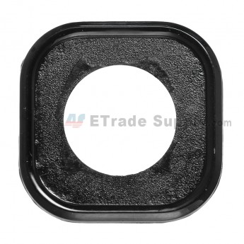 For HTC One M9 Rear Facing Camera Lens Retaining Bracket Replacement - Black - Grade S+