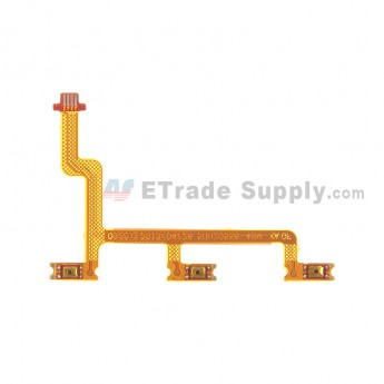For HTC One Max Power Button Flex Cable Ribbon Replacement - Grade S+
