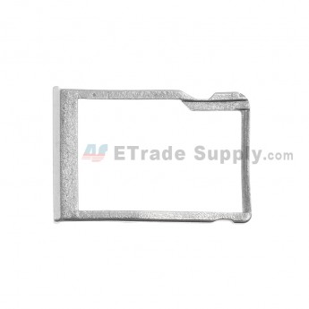 For HTC One Mini 2 SD Card Tray Replacement - White - Grade S+
