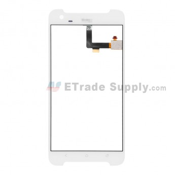 For HTC One X9 Digitizer Touch Screen Replacement - White - Grade S+