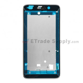 For Huawei Ascend G620S Front Housing Replacement - White - Grade S+