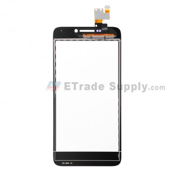 For Huawei Ascend G630 Digitizer Touch Screen Replacement - White - With Logo - Grade S+