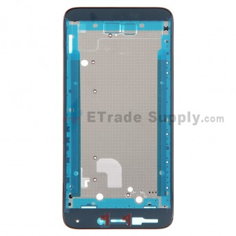 For Huawei Ascend G630 Front Housing Replacement - Black - Grade S+
