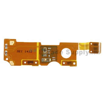 For Huawei Ascend G6 Loud Speaker Motherboard Coaxial Flex Cable Ribbon Replacement - Grade S+