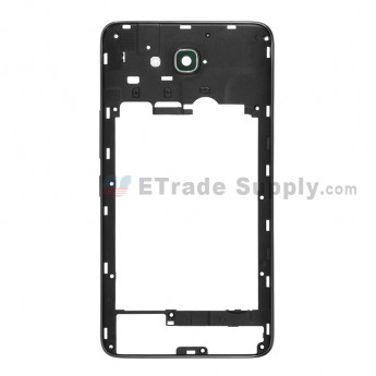 For Huawei Ascend G750 Middle Plate Replacement - Black - Grade S+