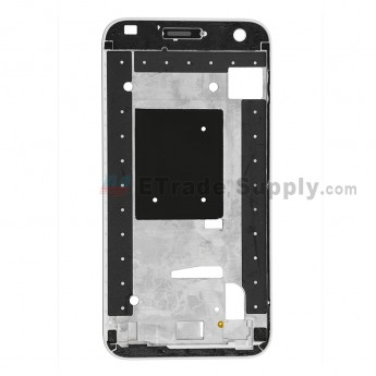 For Huawei Ascend G7 Front Housing Replacement - White - Grade S+