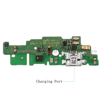 For Huawei Ascend Mate7 Charging Port PCB Board Replacement - Grade S+