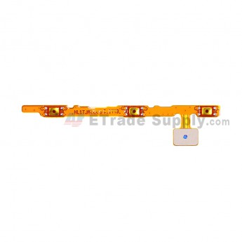 For Huawei Ascend Mate7 Power Button Flex Cable Ribbon Replacement - Grade S+