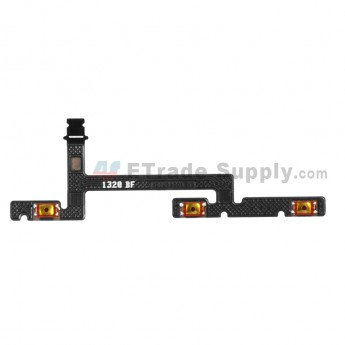 For Huawei Ascend Mate Power Button and Volume Button Flex Cable Ribbon  Replacement - Grade S+