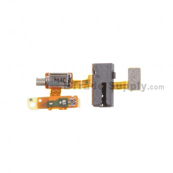 For Huawei Ascend P7 Earphone Jack Flex Cable Ribbon Replacement - Grade S+