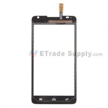 For Huawei Ascend Y530 Digitizer Touch Screen Replacement - White - Grade S+