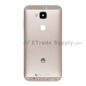 For Huawei D199/G8 Rear Housing Replacement - Gold - With Logo - Grade S+