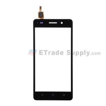 For Huawei Honor 4C Digitizer Touch Screen  Replacement - Black - Without Logo - Grade S+