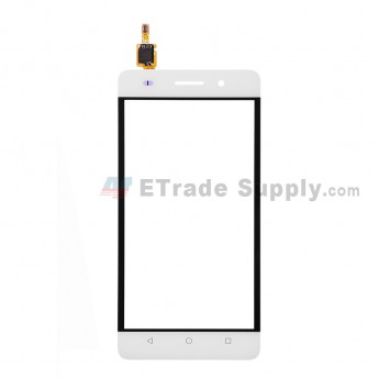 For Huawei Honor 4C Digitizer Touch Screen  Replacement - White - Without Logo - Grade S+