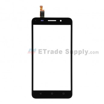 For Huawei Honor 4X Digitizer Touch Screen  Replacement - Black - Without Logo - Grade S+