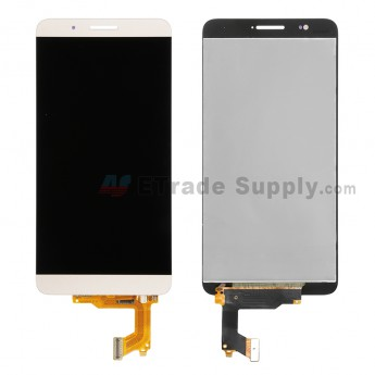 For Huawei Honor 7i LCD Screen and Digitizer Assembly Replacement - Gold - Without Logo - Grade S+