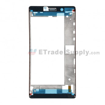For Huawei P8max Front Housing Replacement - White - Grade S+