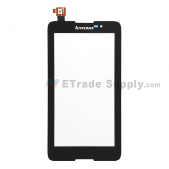 For Lenovo A7-50 A3500-H Digitizer Touch Screen Replacement - Black - Grade S+