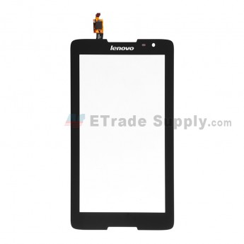 For Lenovo A8-50 A5500-H Digitizer Touch Screen Replacement - Black - Grade S+