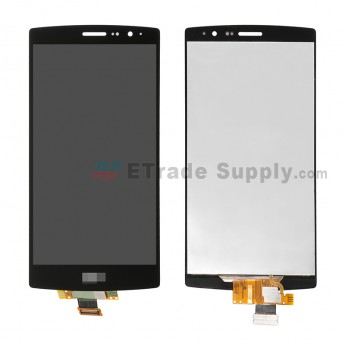 For LG G4 Beat H735 LCD Screen and Digitizer Assembly Replacement - Black - Grade S+