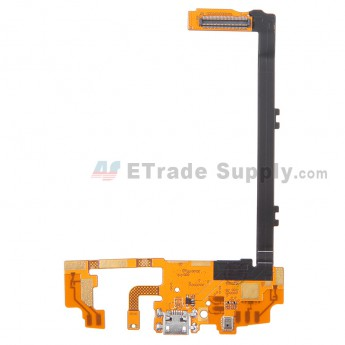 For LG Nexus 5 D820, D821 Charging Port Flex Cable Ribbon Replacement - Grade R