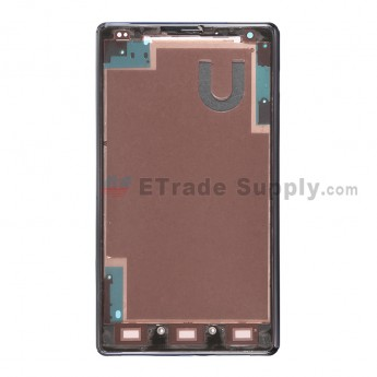 For LG Optimus G E970 Front Housing Replacement - Grade S+
