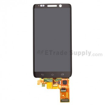 For Motorola Droid Mini XT1030 LCD Screen and Digitizer Assembly Replacement - Black - Grade S+