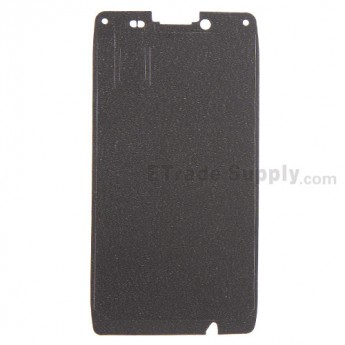 For Motorola Droid Razr HD XT925, XT926 Front Housing Adhesive Replacement - Grade R