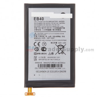 For Motorola Droid RAZR MAXX XT912M Battery Replacement (EB40) - Grade R