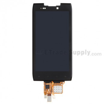For Motorola Droid Razr XT910 LCD Screen and Digitizer Assembly Replacement - Grade R
