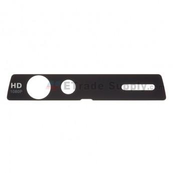 For Motorola Droid Razr XT912/XT910 Decorative Camera Lens Bezel Replacement - Grade S+