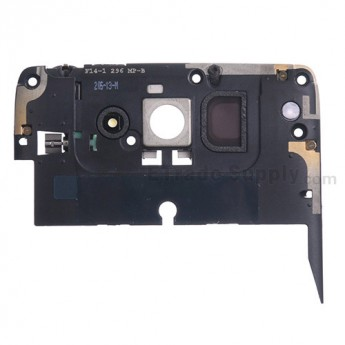 For Motorola Droid Ultra XT1080 Rear Housing Assembly Replacement (Thin) - Black - Grade S+