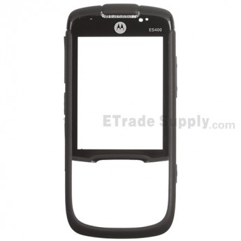 For Motorola ES400 Front Housing Replacement with Digitizer, no Small Components