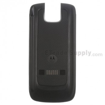 For Motorola ES400 High Capacity Battery Door Replacement