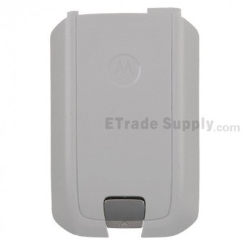 For Motorola MC40 Battery Replacement (2600 mAh) (82-160955-02)- Grey - Grade S+