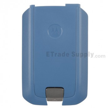 For Motorola MC40 Battery Replacement (2600 mAh) (82-160955-03)- Blue - Grade S+