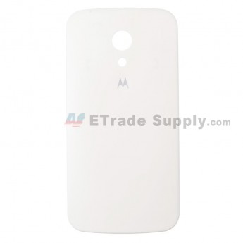 For Motorola Moto G2 Battery Door Replacement - White - Grade S+
