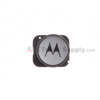 For MT Moto X (2nd Gen.) XT1096 MT Logo - White - Grade S+