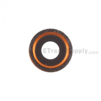 For Motorola Moto X XT1060 Camera Lens Replacement - Orange - Grade S+