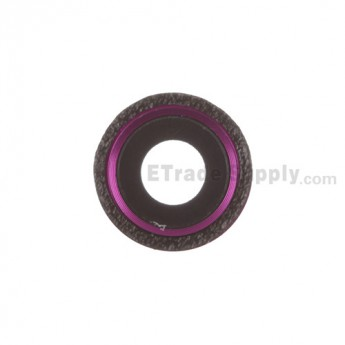 For Motorola Moto X XT1060 Camera Lens Replacement - Purple - Grade S+
