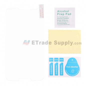 For Motorola Nexus 6 Tempered Glass Screen Protector - Grade R