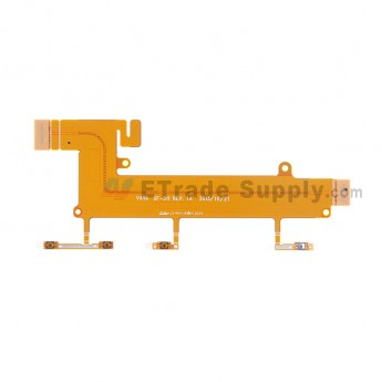 For Nokia Lumia 1320 Side Key Flex Cable Ribbon  Replacement - Grade S+