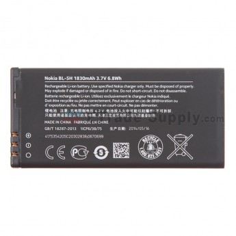 For Nokia Lumia 630 Battery  Replacement (1830mAh) - Grade S+