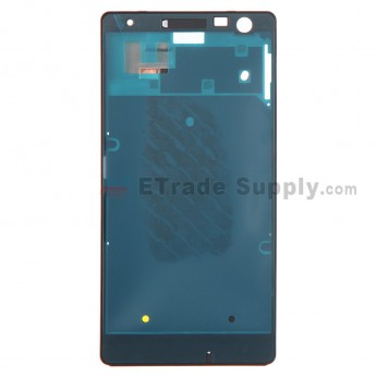 For Nokia Lumia 730 Dual SIM Front Housing Replacement - Grade S+